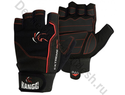 Перчатки для фитнеса Kango WGL-102 Black/Red