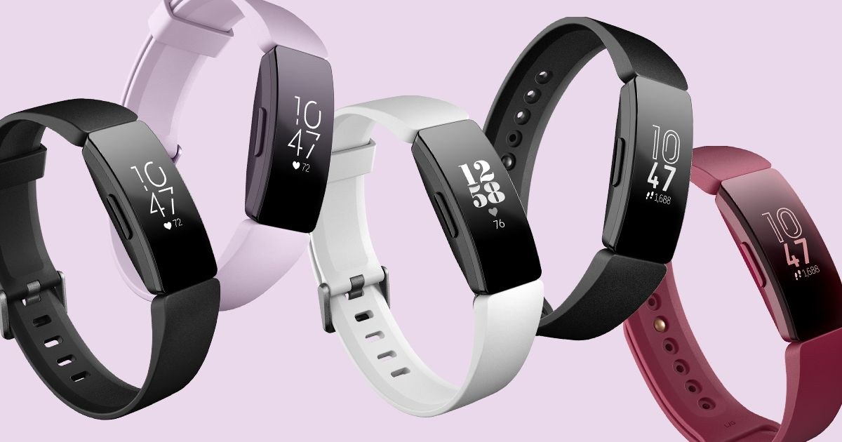 Первый взгляд: Fitbit Inspire HR