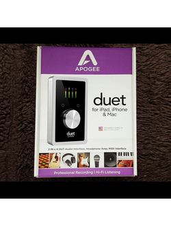 Apogee Duet For Mac and iPad