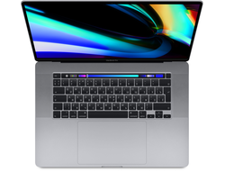 Apple MacBook Pro 16'' MVVJ2 2019 - i7 2.6ghz 6C, 16gb RAM, Radeon Pro 5300M, 512gb SSD - в наличии