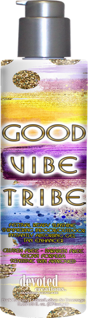 Крем для солярия Good Vibe Tribe Devoted Creations