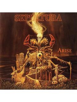 Sepultura ARISE - Expanded Edition 2-CD Digi