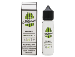 The Milkman Delights - Melon Milk