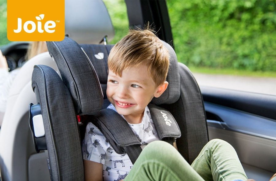 Joie Stages isofix i-Size ECE R129 автокресло для детей от рождения до 7 лет