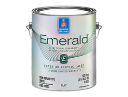 Sherwin-Williams Emerald Exterior Acrylic Latex Flat фасадная краска