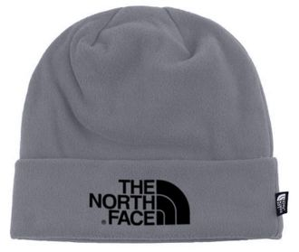 Шапка The North Face серого цвета