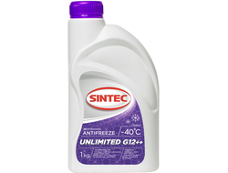 Антифриз SINTEC UNLIMITED фиолетовый 1кг