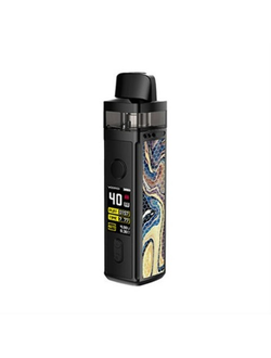 НАБОР С ЭКРАНОМ VOOPOO VINCI MOD POD VW 1500MAH Hill Yellow