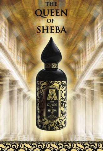 элитный арабский парфюм Queen Of Sheba Attar Collection