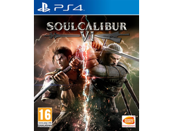 Игра для ps4 Soul Calibur VI