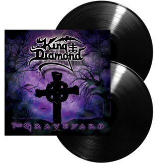 KING DIAMOND The graveyard 2-LP