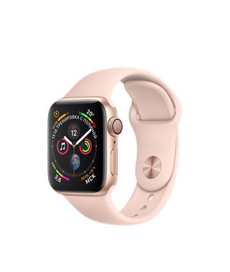 Apple Watch Series 4 GPS, 40mm