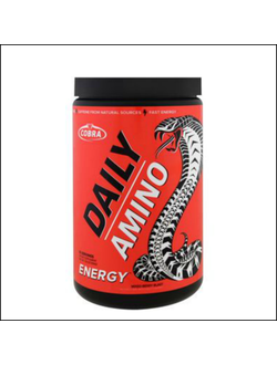 Аминокислоты Cobra Labs Daily Amino Energy 255g
