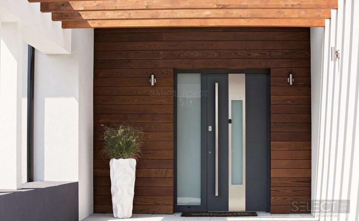 двери вишневски польша - входные теплые алюминиевые - установка киев