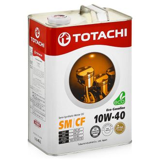TOTACHI Eco Gasoline 10W-40 4л