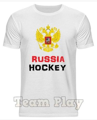 Футболка Россия Хоккей / Russia Hockey