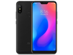 Xiaomi Redmi 6 Pro 4/64Gb Black (Global) (rfb)