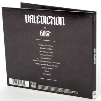 GOST - Valediction CD