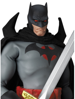 Кукла 1/6 Real Action Heroes Бэтмен Томас Уэйн (Batman Thomas Wayne)