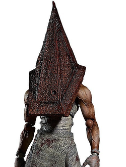 Фигурка фигма Red Pyramid Thing by Figma