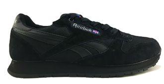 08f07973 Купить кроссовки Reebok Classic Black, замша в СПБ