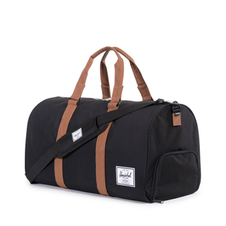 Herschel Novel Duffle Black в СПб
