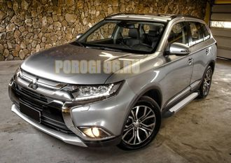 Пороги на Mitsubishi Outlander 3 (2015-…) Start
