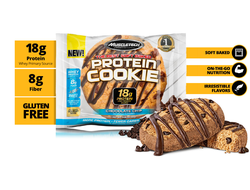 MuscleTech Protein Cookie 92 грамма