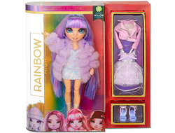 MGA Entertainment Rainbow High Fashion Doll Violet Willow Вайолет Виллоу, 569602