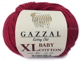 BABY COTTON XL 3439 красный