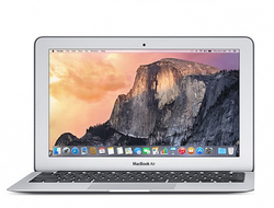Купить ноутбук Apple MacBook Air 11 Dual-core i5 1.6GHz/4GB/128GB flash/HD Graphics 6000 Early 2015 MJVM2