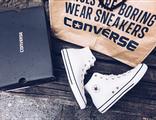 Кеды Converse All Star зимние