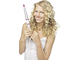 Конусные щипцы  GRUNDIG FUNSTYLERS CONICAL CURLING WAND.