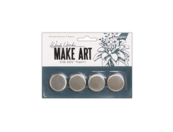 WV MAKE ART STAY-TION 4 PC Magnet Set Набор магнитов