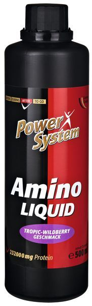 Amino Liquid (Power System) 500 ml