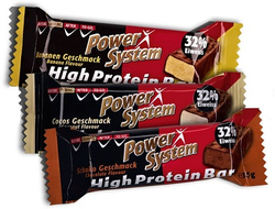 Power System High Protein Bar 35 г