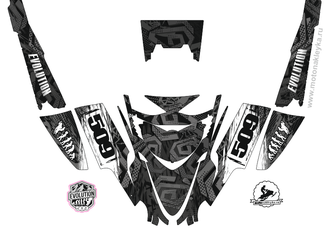 Arctic Cat m 800 series / crossfire 2006- 2011 [643]