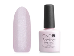 Гель-лак Shellac CND Grapefruit Sparkle №09857