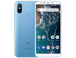 Xiaomi Mi A2 4/32Gb Blue (Global) (rfb)
