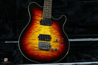 Music Man Axis Super Sport PDN Edition Vintage Tobacco Burst