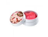 Гидрогелевые патчи Secret Key Pink Racoony Hydro-Gel Eye & Cheek Patch