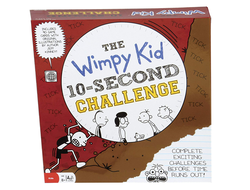 10 SECOND CHALLENGE from  the Wimpy Kid