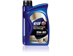 Моторное масло ELF Evolution Fulltech Fe 5W30   (1л)