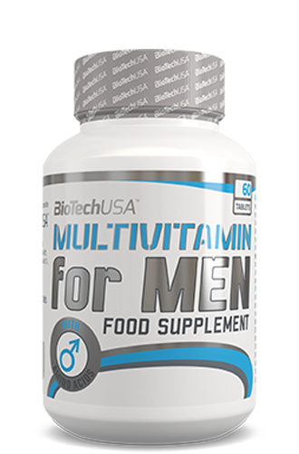 Multivitamin For Men BioTech 60 таблеток