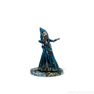 Zombie Old Widow (PAINTED)
