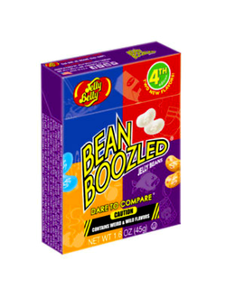 Бобы Bean Boozled Jelly Belly 5d из США