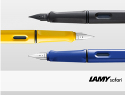 LAMY safari – Бестселлер