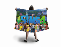 Флаги, флажки The Sims, Симс