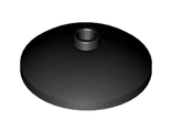 Dish 3 x 3 Inverted (Radar), Black (43898 / 4180087)
