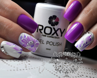 Гель-лак ROXY nail collection 034-Глория (10 ml)
